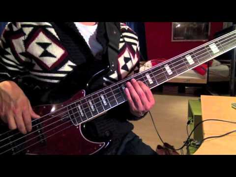 Paul Simon - 50 Ways To Leave Your Lover (Bass Cover)