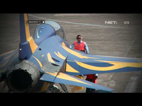 Tim Pesawat Tempur RI 70