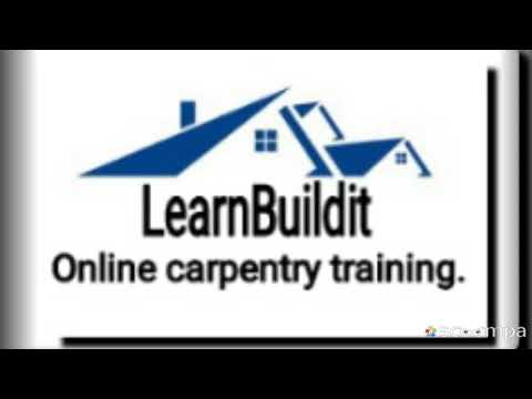 Carpentry training video.