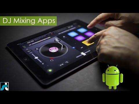 Dj Player mezclando desde el Virtual DJ [ 4 Decks