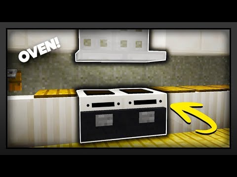 Minecraft - How To Make An Oven