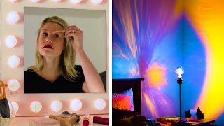 How to Make Decorative Lamps! | Easy DIY House Decor and Lights by Blossom