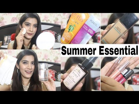 Summer Essential | 4 Easy Hacks| Must Have Affordable Products For summer | Super Style tips