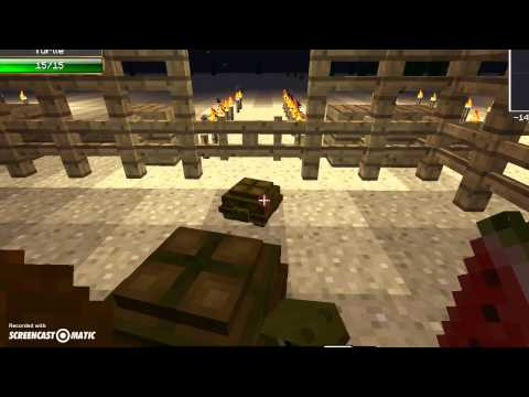 Minecraft Mo's Creatures, How To Tame A Turtle