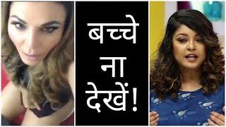 RAKHI SAWANT VS TANUSHREE DUTTA    RAKHI SAWANT WRESTLING    ROASTED