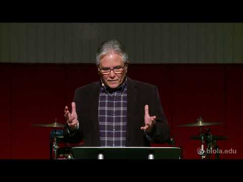 Mike McNichols: Mutual Submission [Undergraduate Chapel]