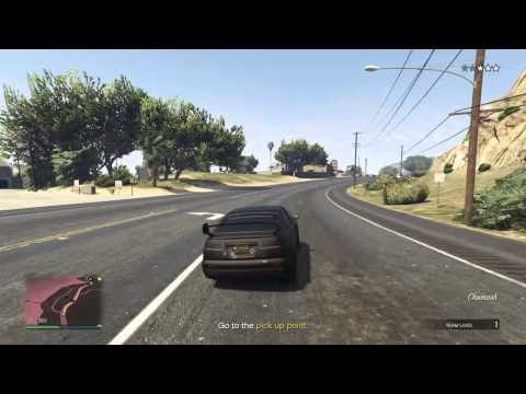 GTA V Online - Whoops (PS4)