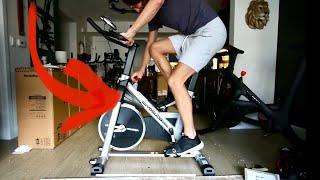 Yosuda Bike - My HONEST feelings on the #1 Best Selling AMAZON exercise bike - unboxing, assembly