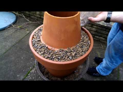 Making a DIY Tandoor oven - very cheap