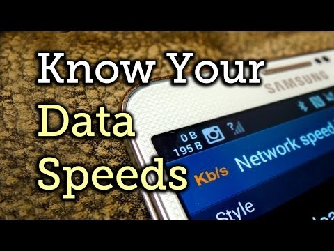 Always Know the Status of Your Internet Connection - Samsung Galaxy Note 3 [How-To]
