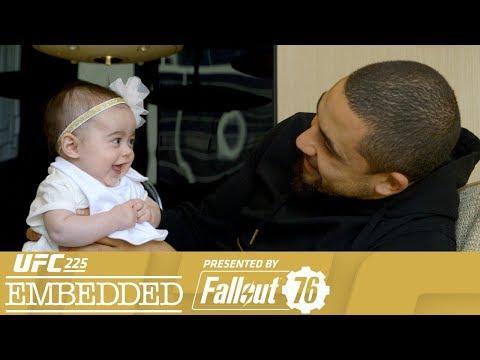 UFC 225 Embedded: Vlog Series - Episode 2
