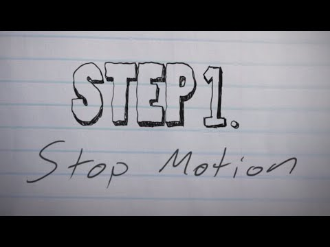 Stop Motion | STEP1 Film-maker Lesson