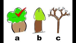 Increíble TEST del Árbol que Revela Quién ERES | Psicología