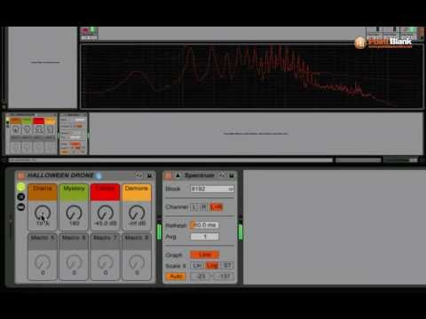 Create a Spooky Halloween Drone Synth in Ableton Live - Sound Design