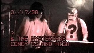 QUESTION MARK & THE MYSTERIANS. ROCK & ROLL HIGH SCHOOL #17