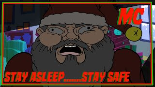STAY ASLEEP...STAY SAFE