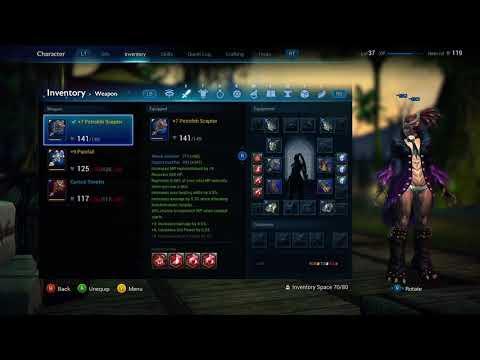 Tera new armor