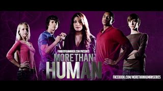 MORE THAN HUMAN Teaser Trailer #1 - Live-Action Teen Superhero Series