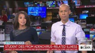 University of Maryland student dies from adenovirus-related illness
