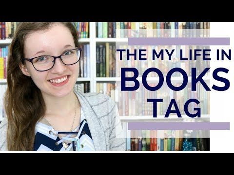 My Life in Books Tag!