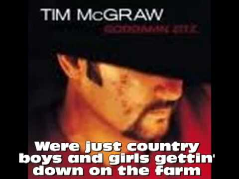 Country Boys & Girls Gettin Down On The Farm