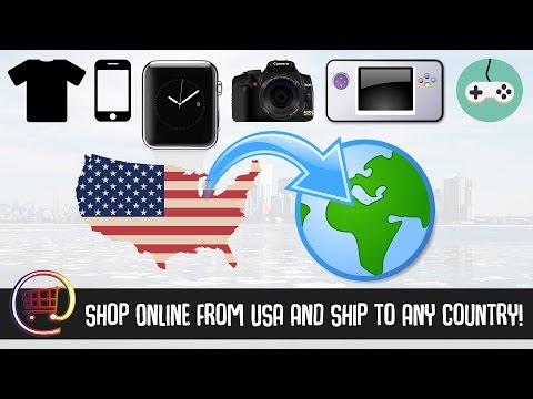 How to Buy Products From Any USA Online Stores to Any Country! (USGOBuY)