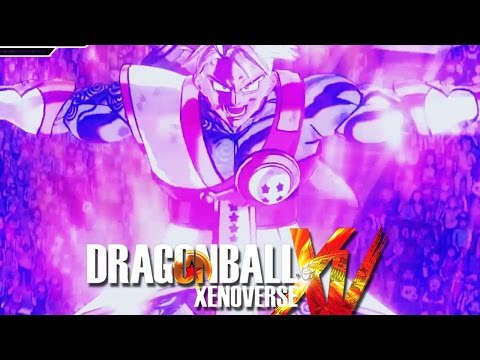 Dragon Ball Xenoverse Gameplay Online - BODY CHANGE - Walkthrough Part 58