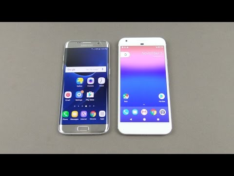 Transfer data from Android to Google Pixel