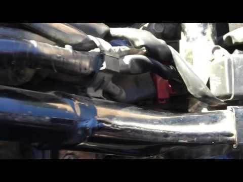 30 amp main fuse on 2006 Honda Shadow VT1100