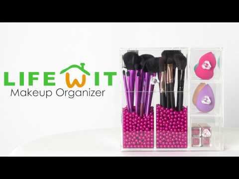 Lifewit Makeup Organizer