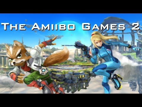 The Amiibo Games 2   Round 1 Set 4   Furry (Fox) vs. OtherMBest (ZSS)