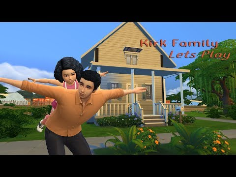 FAMILY FUN DAY || The Sims 4 || Kirk Family Part 6