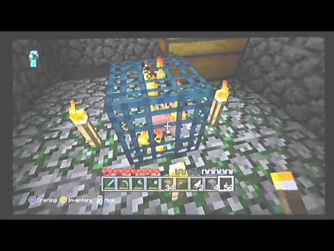 Minecraft: Xbox 360 Edition-Spinning Pig