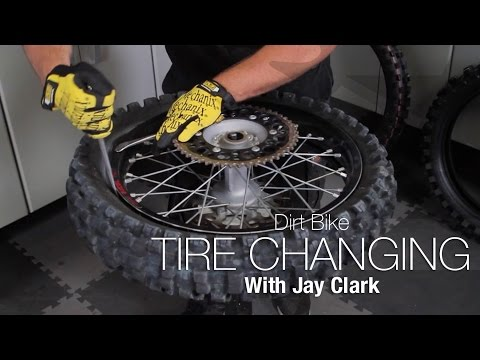 How To Change A Motorcycle Tire - MotoUSA