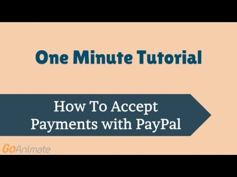 Car-N-Driver - How to accept payments with PayPal