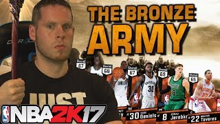 THE BRONZE ARMY! DON