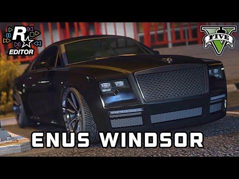 Enus Windsor Car Cinematic (sneak peak)