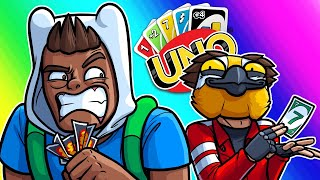 Uno Funny Moments - It