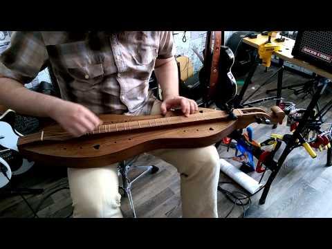 Folkcraft DIY KIT dulcimer