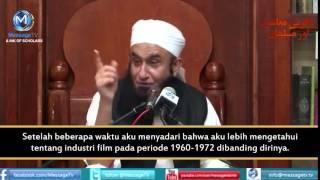 Maulana Tariq Jameel Aamir Khan PK Movie Relates His New Conversation Full 2015 HD   YouTube