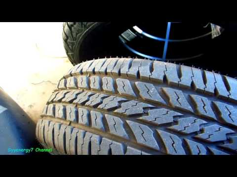 Directional vs Asymmetrical Tires, Firestone Winterforce are DIRECTIONAL tires