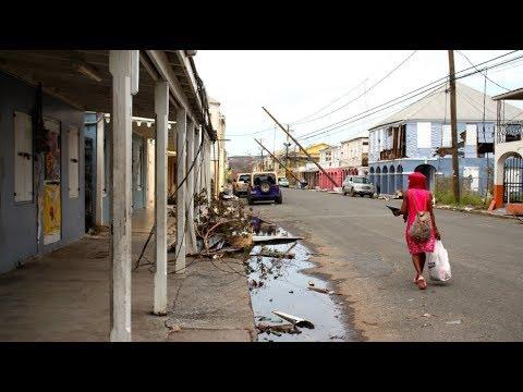 Hurricane Maria - St. Croix USVI - Category 5 Hurricane