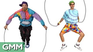 Extreme Jump Rope Challenge