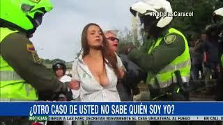 Ya está instaurada la denuncia penal contra Melissa Bermúdez