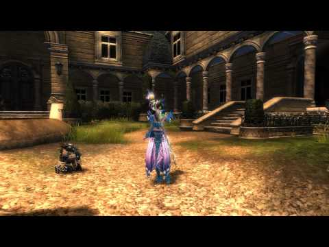 GW2 - Luminescent Armor dyed Pink