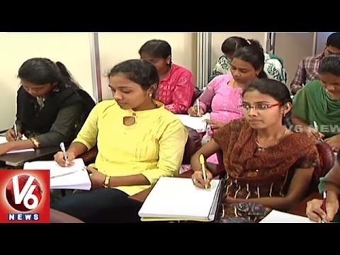 CM KCR Signs BCs Foreign Studies Scheme | Hyderabad | V6 News