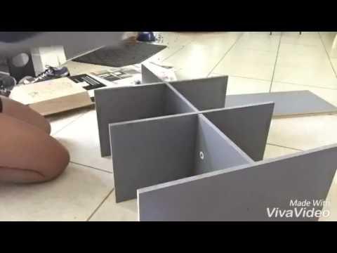 Mainstays 6 Cube Organizer