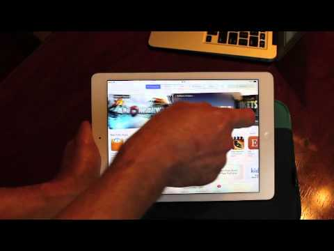 Quick Tip: Install iWork and iLife apps onto iOS devices for free