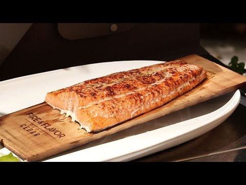 How To Grill Salmon On A Plank | Southern Living