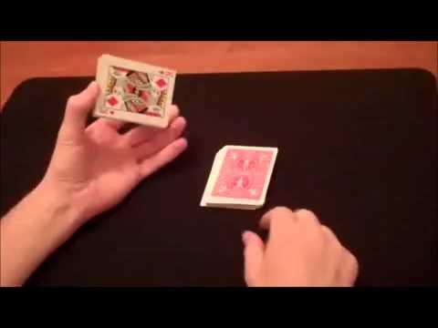 Next Card Turnover card trick